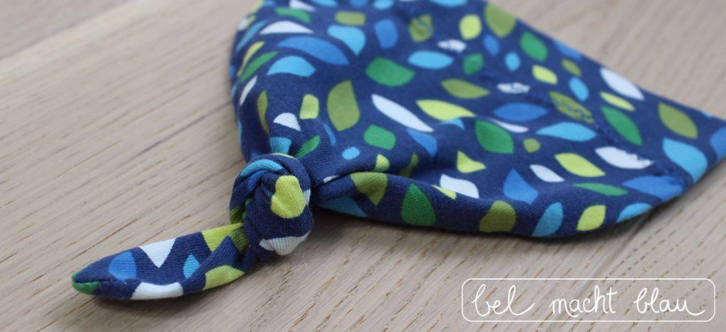 Erstlingsset - Nähen für Babys - Knotenmützchen