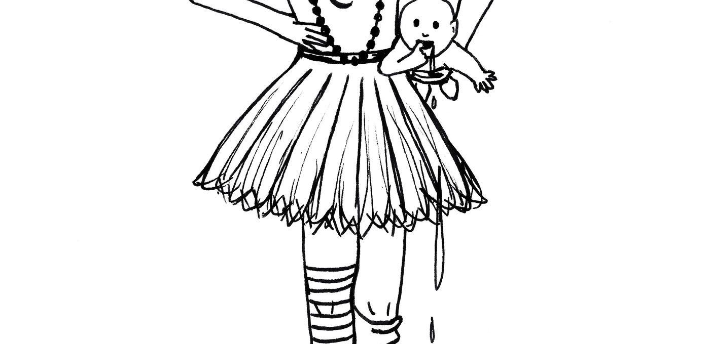 Die Mama mit Stil - mutig, stark und einzigartig wie Pippi Langstrumpf?