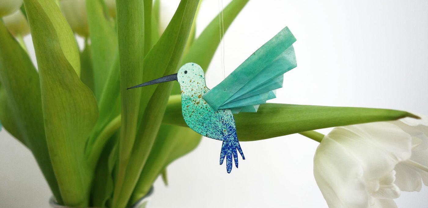 Kolibri-Anhänger