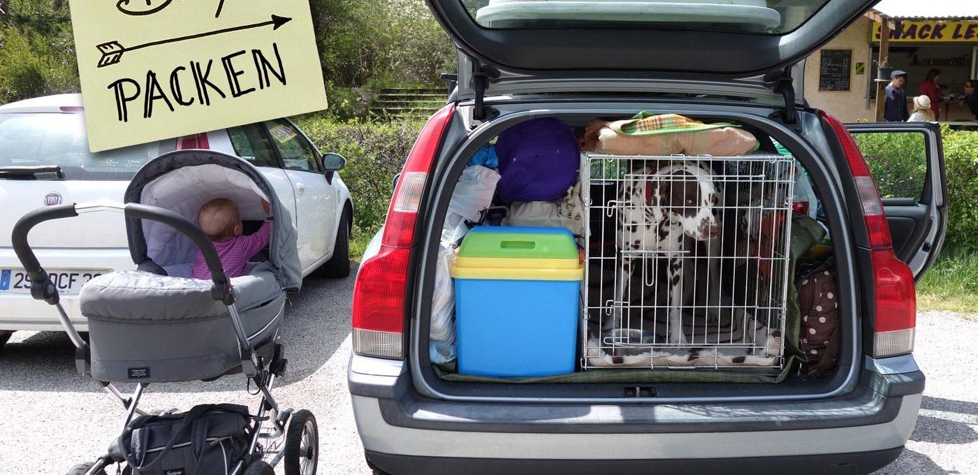 """Reisen mit Baby - Tipps rund ums Thema """"Packen fürs Baby"""""""