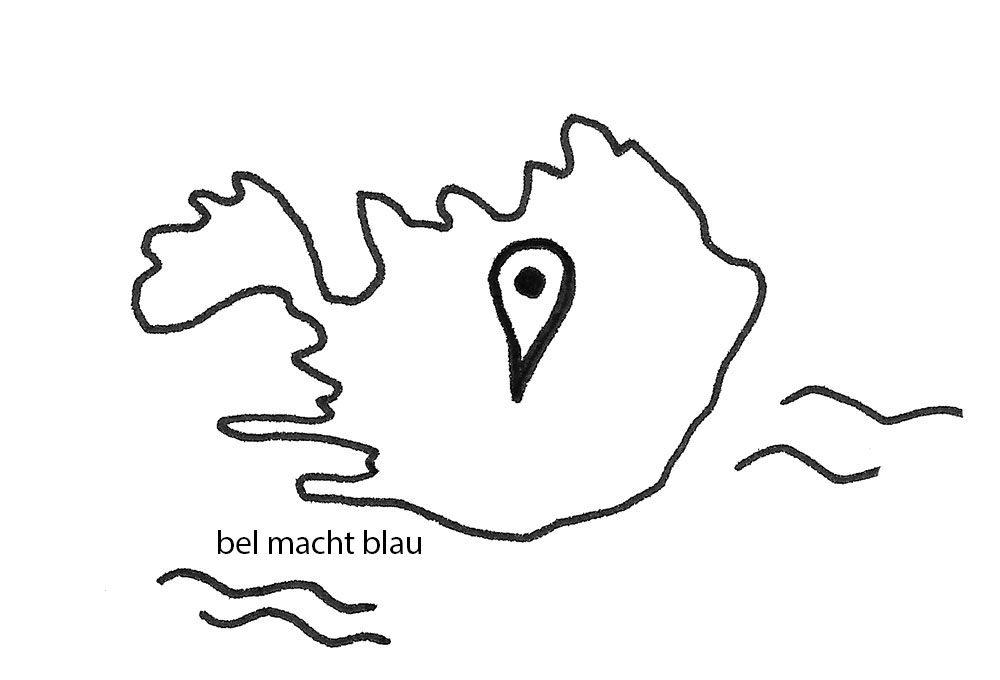 Island (Zeichnung)