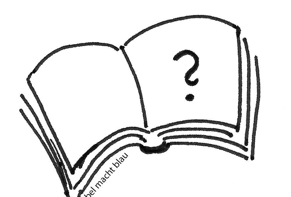 Kinderbuch schreiben (Zeichnung)