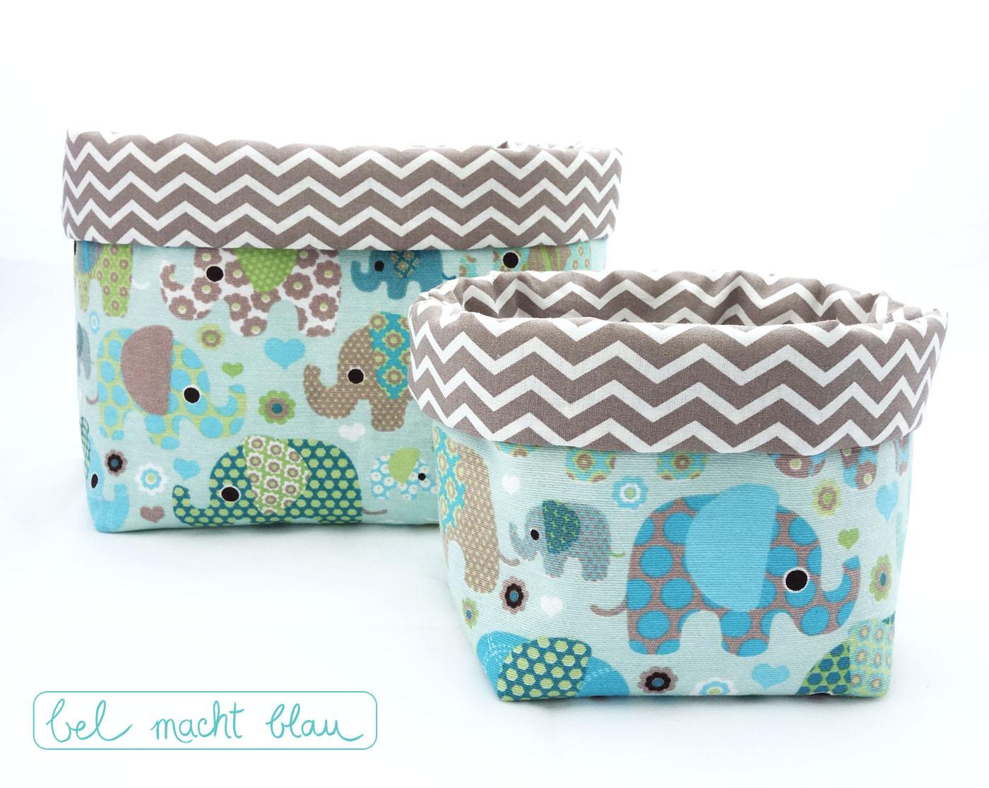 Bloggeburtstag: die beliebtesten Beiträge // selbstgenähtes Elefanten-Utensilo