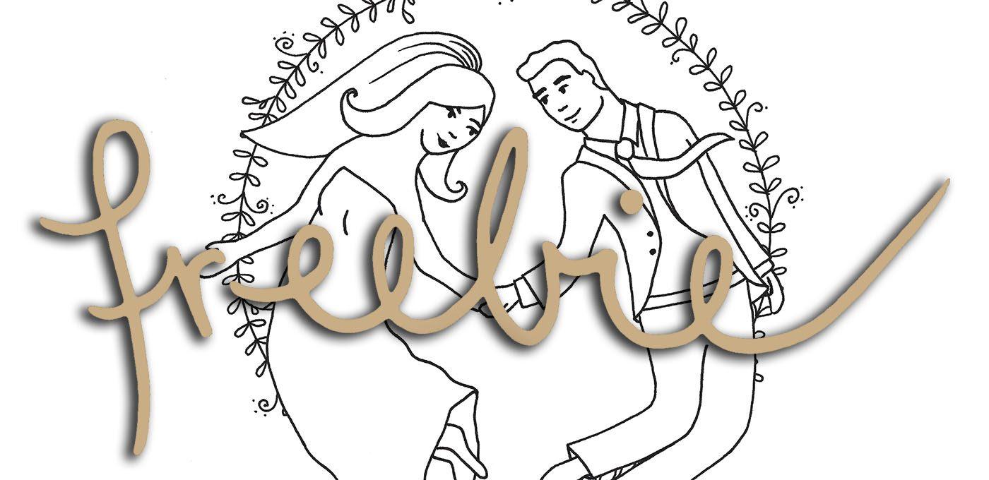 Hochzeitskarte / Glückwunschkarte