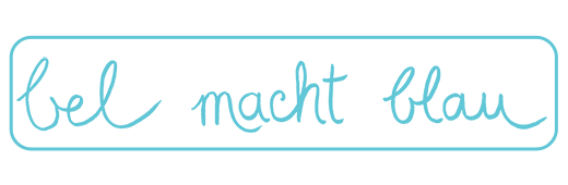 Logo - bel macht blau