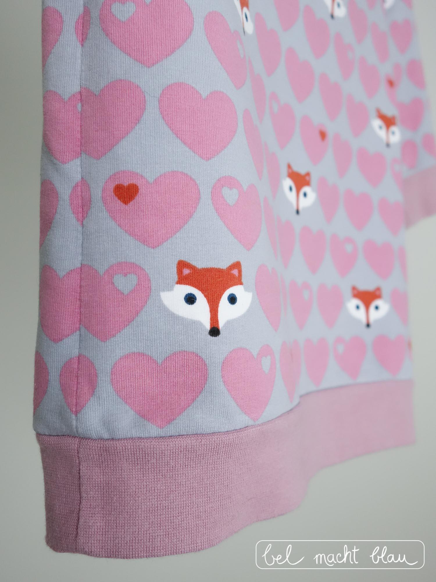 süßer Baby Sweater (groeny) aus Fuchssweat (byGraziela)