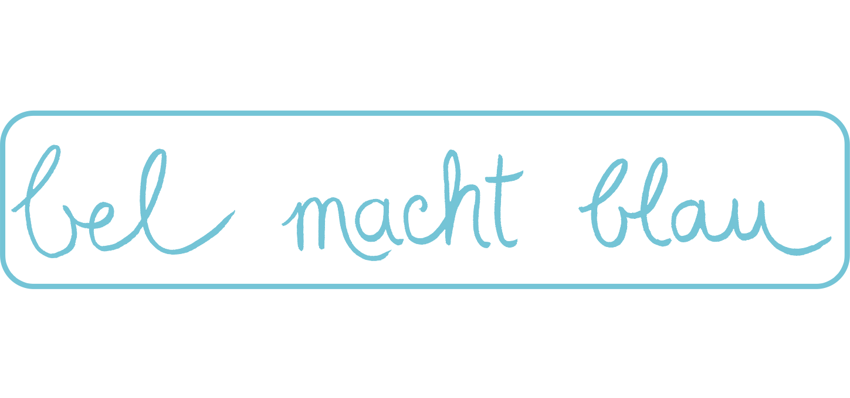 bel macht blau - Logo