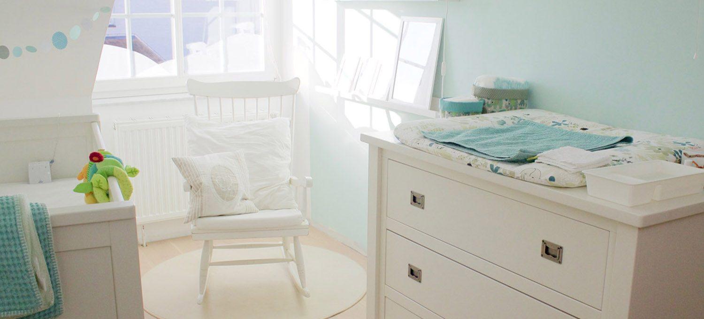 Einblicke ins Babyzimmer | bel macht blau | {Babyzimmer farben 42}