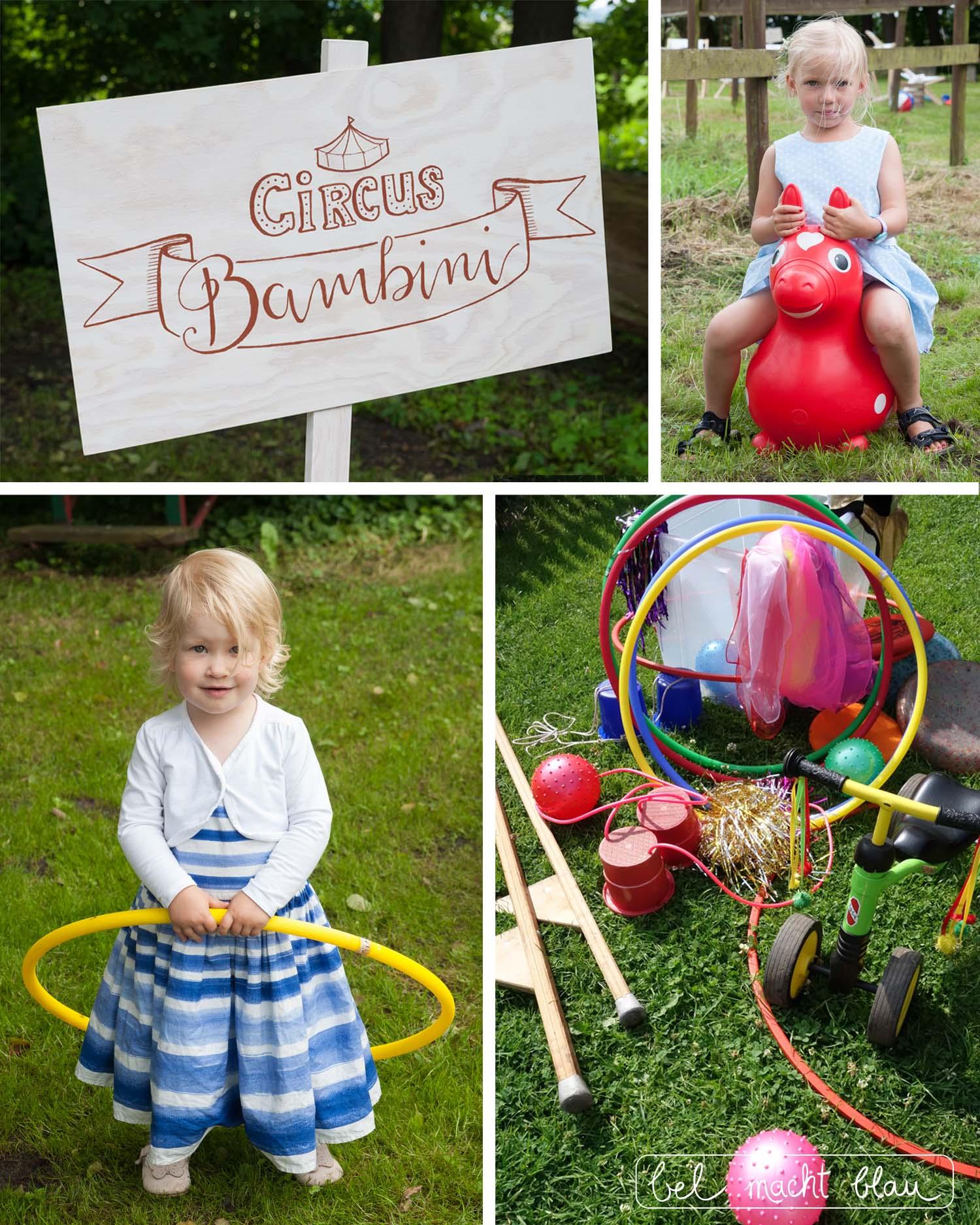 Hochzeit mit Kindern - die besten Beschäftigungsideen - Kinderzirkus Circus Bambini