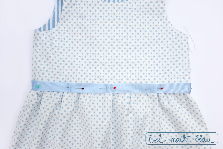 Schleifen-Tutorial: die perfekte Schleife für ein Mädchenkleid // Nähtipps // Blumenkinder auf der Hochzeit