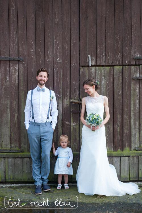 Familienhochzeit feiern - Blogspecial mit vielen Tipps und Inspirationen - belmachtblau.de