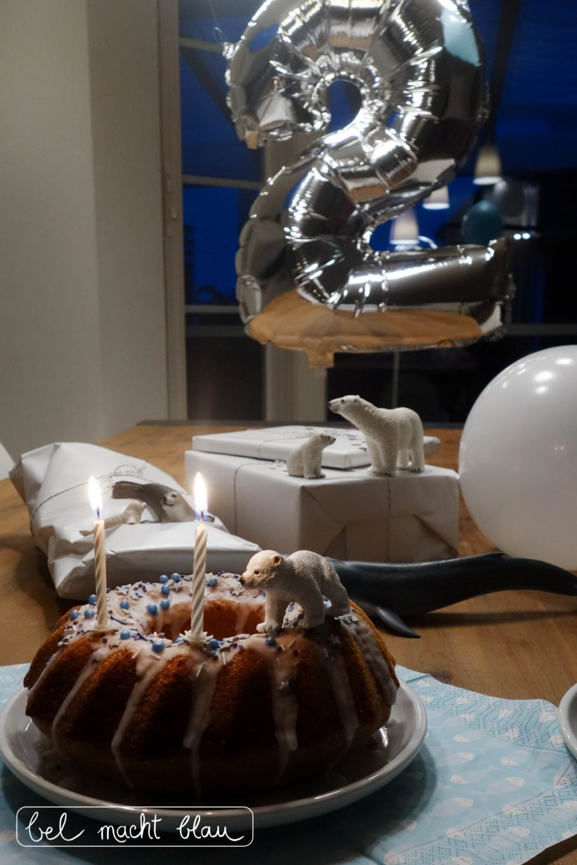 Eisbären-Geburtstag: Geschenkideen, Verpackungsideen, Dekoideen, Bastelideen