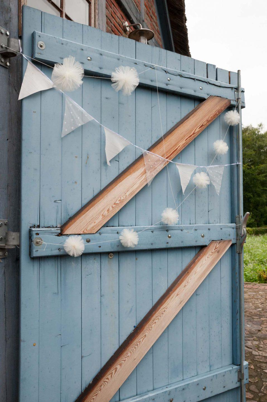 Wimpelkette und Girlanden selbermachen - vier tolle DIY-Ideen für Hochzeitsgirlanden