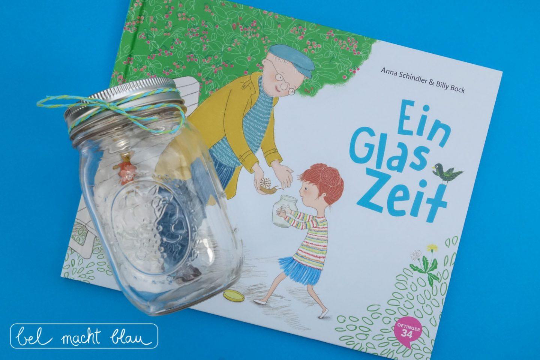 """Bilderbuch """"Ein Glas Zeit"""" - die besten Geschenkideen zur Familienhochzeit"""