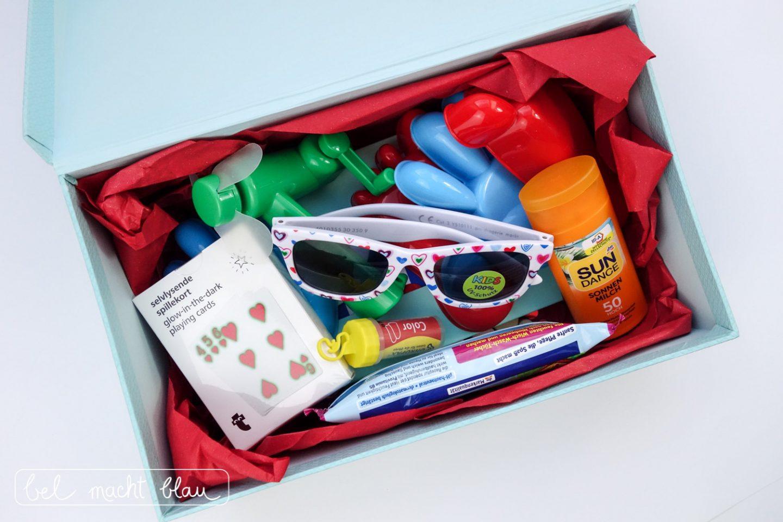 Strandurlaub aus der Kiste - die besten Geschenkideen zur Familienhochzeit