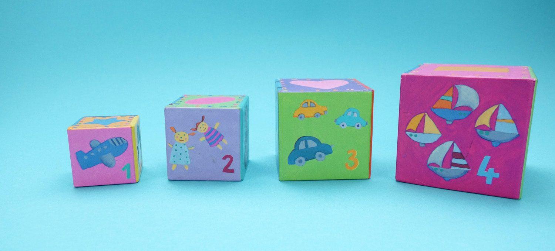 Mathe für Mamas: Richtig zählen lernen - Stapelwürfel