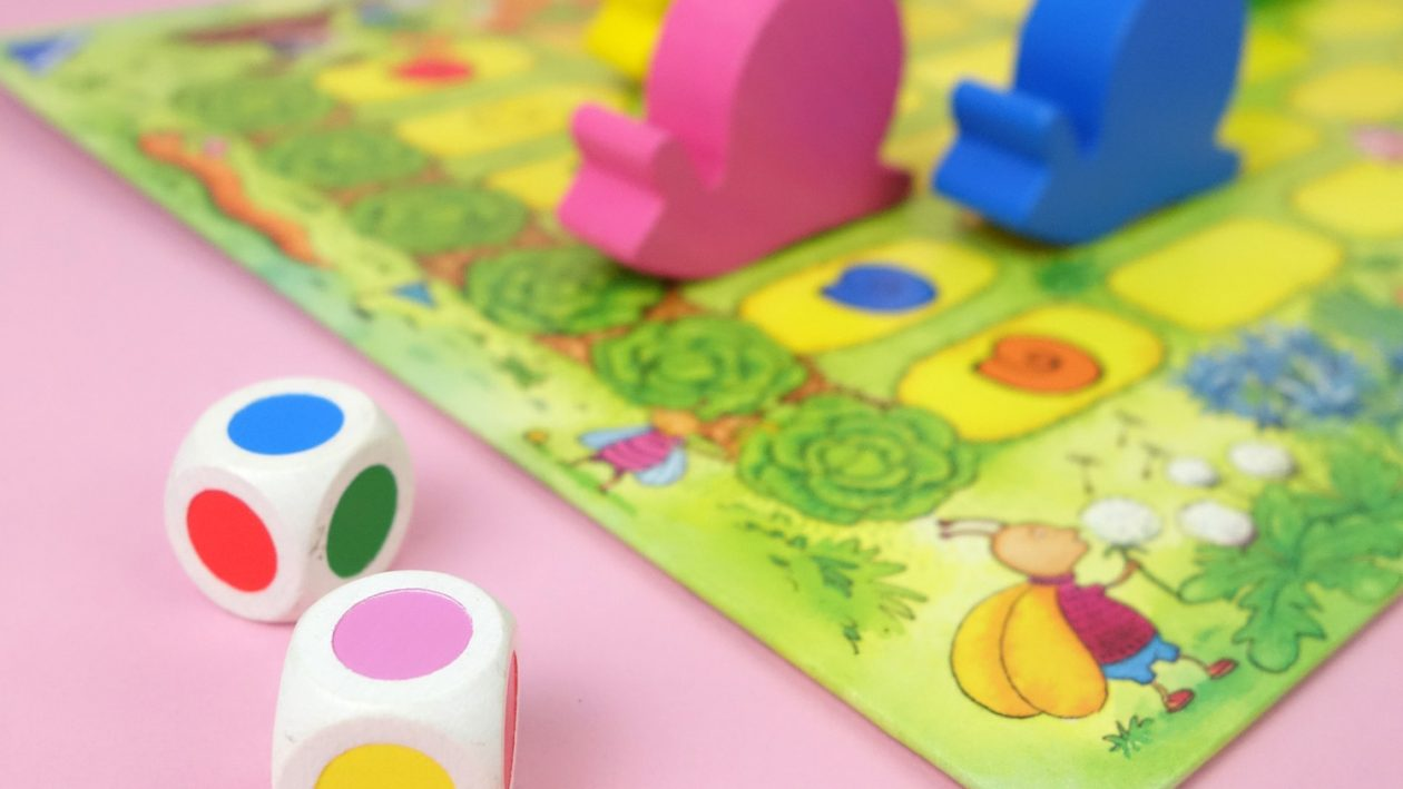 Würfelspiele für Kleinkinder - empfehlenswerte Spieletipps - Geschenkideen