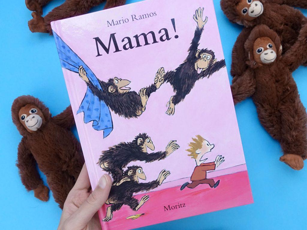Bilderbuchtipp: Mama! von Mario Ramos // Mathe für Mamas